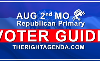 August 2nd MO. PRIMARY Voter Guide